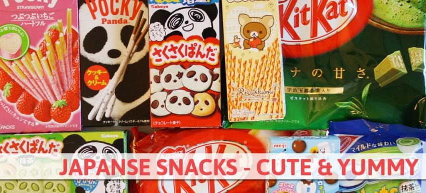 Japans snoep op MostCutest.NL