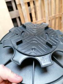 Verstelbare tegeldrager 3,5-5 cm - voor tegels of balken tot 5 cm balkbreedte