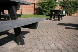 Kunststof Picknicktafel OSLO-G Campus