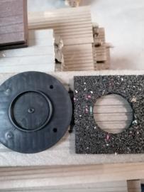 Vaste tegeldrager RC 10-24 mm 3/4T