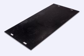 Kunststof rijplaat 1000 x 2000 x 15 mm