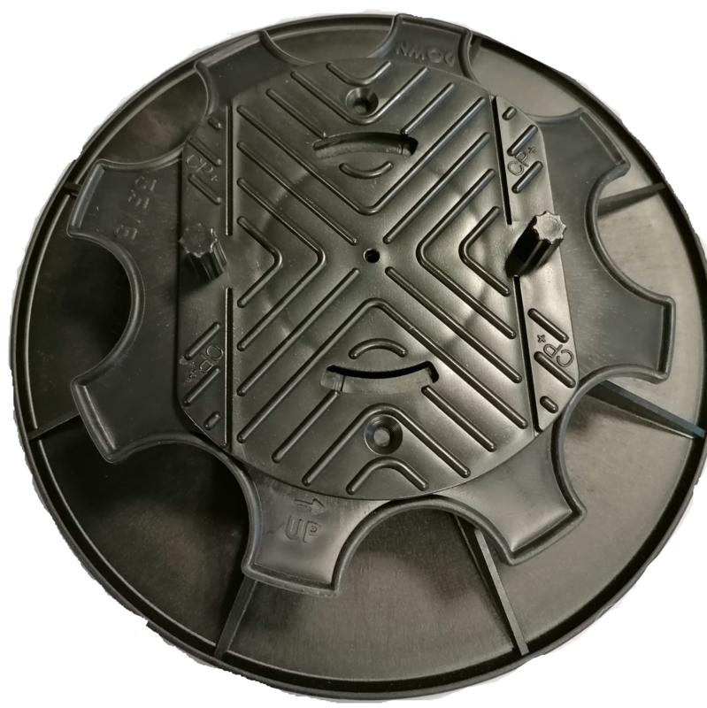Verstelbare balkdrager 3,5-5 cm - voor balken tussen 5 en 7 cm balkbreedte