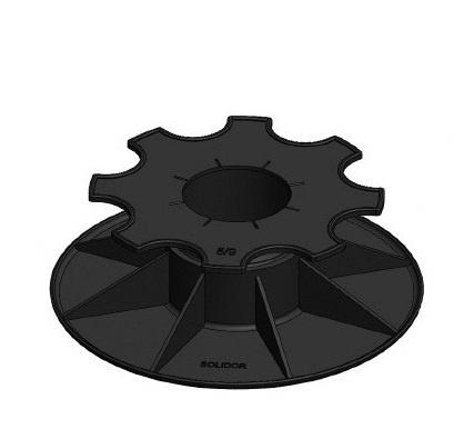 Terrasdrager PV5/8 - verstelbaar 5-8cm