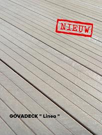 Nieuw: GovaDeck Linea