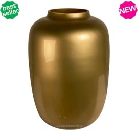 Vaas goud ø 32,5 x 45