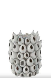 Vase Anemone Blue S