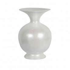 Vaas Belly,  white pearl,  ø34x66 Begin febr leverbaar