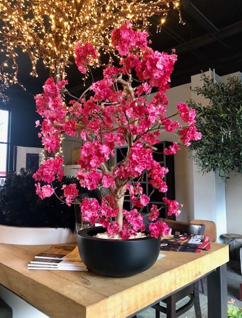 Annefleurs little pink tree