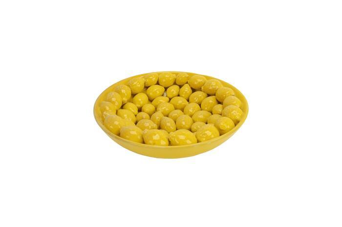 Dish All Lemons