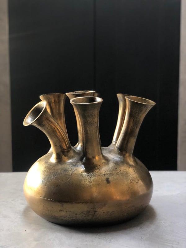 Tuitvaas Gold 40x40x38
