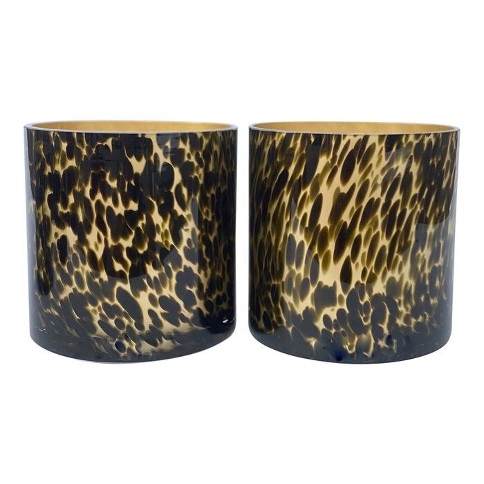 Gold cheetah 15 x 15