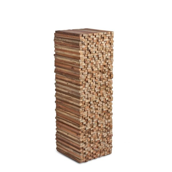 Scala column wood 100 x 35 x 35
