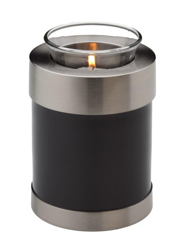 Waxinelicht houder urn, een stijlvolle urn in de urnen winkel