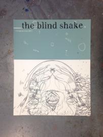 The Blind Shake - European Tour Poster
