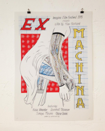 EX MACHINA / THE BICYCLE PRESS