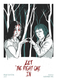 LET THE RIGHT ONE IN / SUBTERRANEAN PRINTS