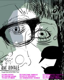 Rue Royale tourposter