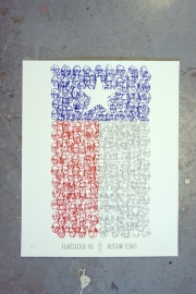 Flatstock 48 Austin Texas
