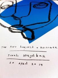 The Fire Harvest - Reiziger