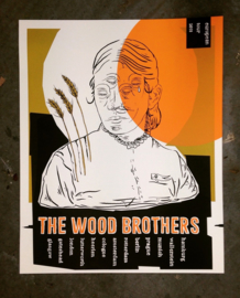 The Wood Brothers tourposter