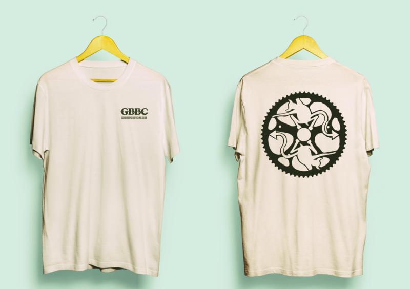 Good Boys Bicycling Club shirt