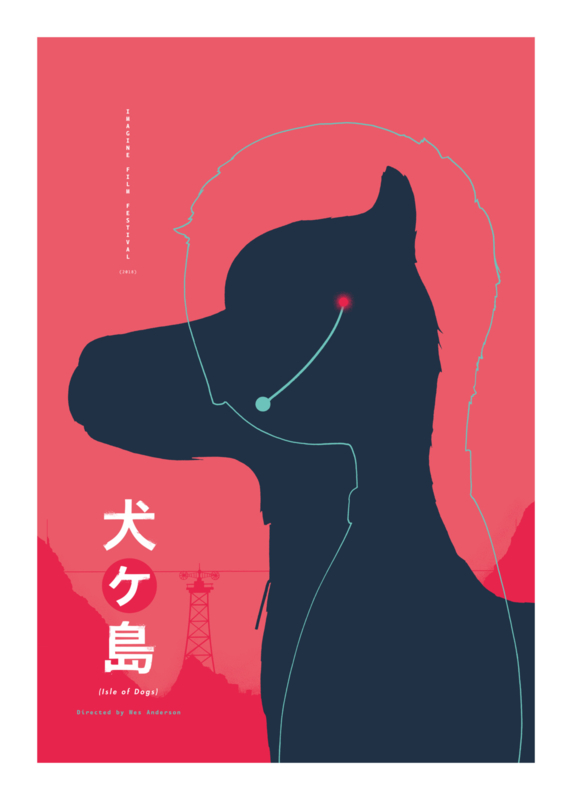 Isle Of Dogs Zum Heimathafen Imagine Poster Project Jorisdiks