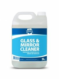 Glass / Mirror Cleaner (4 x 5 liter)