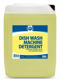 Dish Wash Machine Detergent (20 liter can)