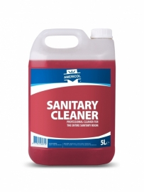 Sanitary Cleaner (4 x 5 liter can)