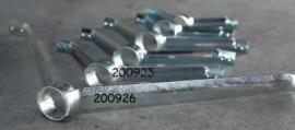 Steelhouder no. 1 rond 25mm
