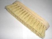 Werkborstel groot fiber