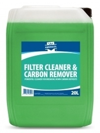 Filter Cleaner & Carbon Remover (20 liter can)