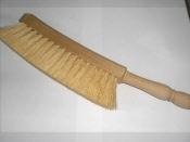 Behangborstel fiber (spieborstel)