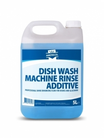 Dish Wash Machine Rinse Additive (4 x 5 liter can)