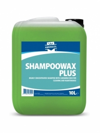 Shampoowax plus (10 liter can)