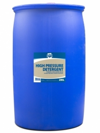 High Pressure Detergent (200 liter vat)