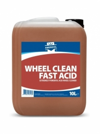 Wheel Clean Fast Acid (10 liter can)