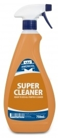 Super Cleaner (12 x 750 ml spray flacon)