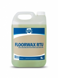 Floorwax RTU (4 x 5 liter can)