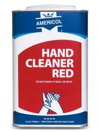 Hand Cleaner Red (1 x 60 liter drum)