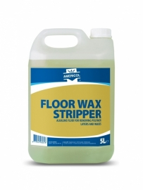 Floor Wax Stripper (4 x 5 liter can)