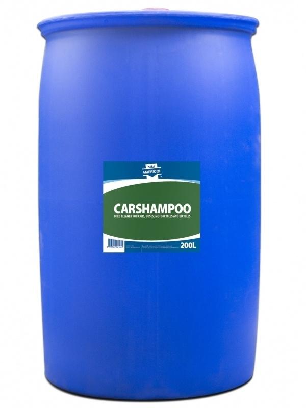 Carshampoo (200 liter vat)