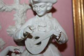 Schilderij Alt meissen art porcelein