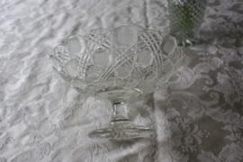 Glazen cakestand