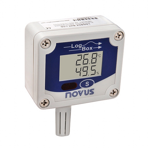 LogBox-RHT-LCD Temperature and Relative Humidity Logger