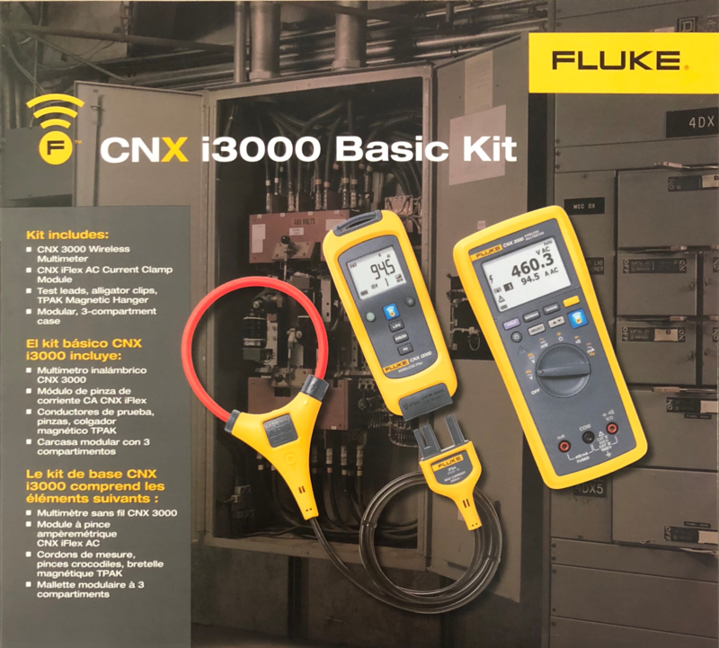 Fluke CNX i3000 Basic Kit