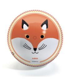 Djeco - Bear & Fox Ball Ø22 cm