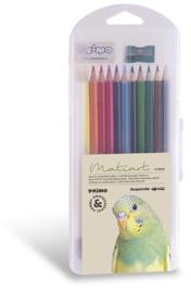 Kleuren, tekenen en schrijven