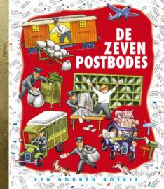 Gouden Boekje - De zeven postbodes