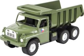 TATRa 148 Zandbak Kipper vrachtwagen Groen